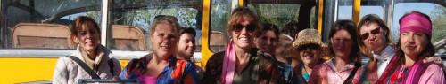 8 bij bus