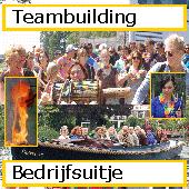 bedrijfsuitje teambuilding